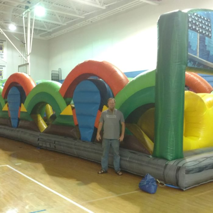 52′ Obstacle Course